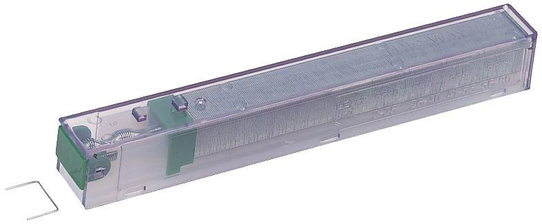 Leitz Heftklammern 5593 K10 26//10 verzinkt für 5551 1050Stück grün