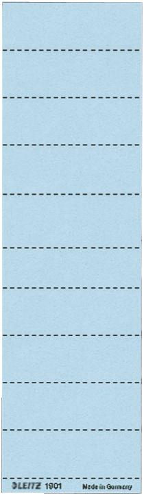 LEITZ 1901-00-55 Blanko-Schildchen 1901 Karton 100 Stück grün