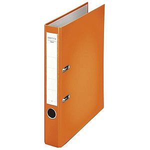 CENTRA Ordner Plastik A4 5,5cm orange