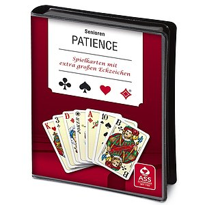 ASS 22570091 Spielkarten Senioren-Patience