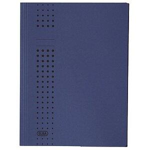 A4 Karton glanzkaschiert Veloflex® Sammelmappe VELOCOLOR® Postmappe gelb