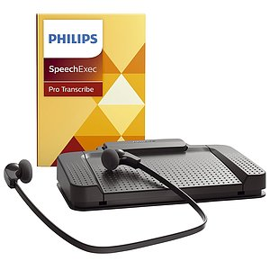 Philips LFH7277/07 SpeechExec Pro Transcription Set LFH7277/07
